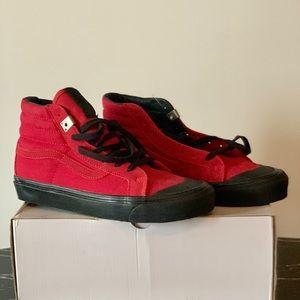 Vans x ALYX Red OG Style 138 LX sneaker US 9